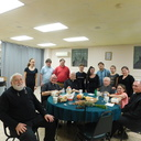 Priest Dinner by Teen Group photo album